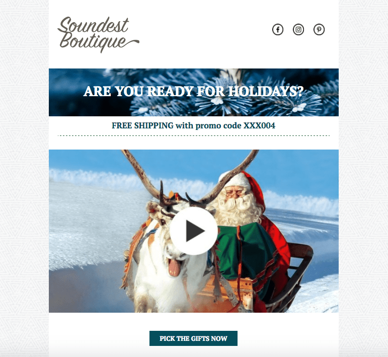9 easy and effective holiday newsletter ideas