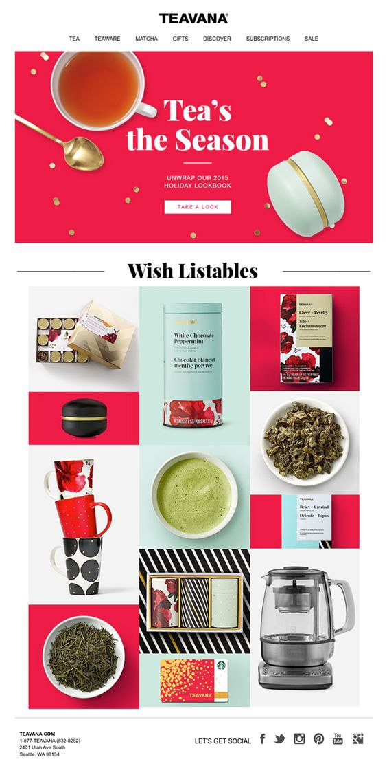 Easy And Effective Holiday Newsletter Ideas