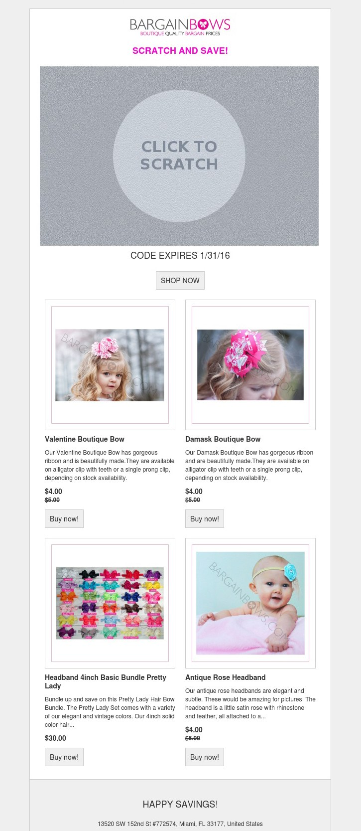 10 Ecommerce Newsletter Examples For Your Next Email Campaign