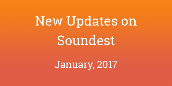 soundest-update-january
