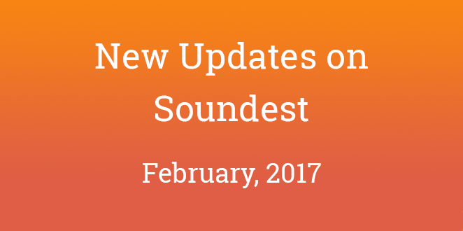 soundest_updates_february