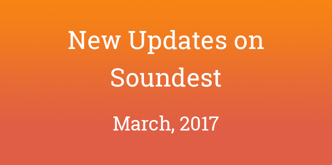 soundest_updates_march