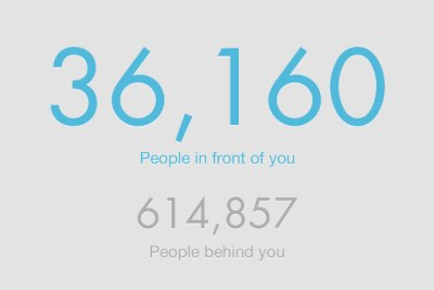 Mailbox used this psychological phenomena for the release of their app