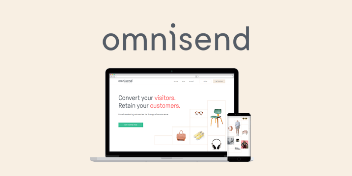 Omnisend as a marketing email tool