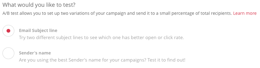 Soundest's A/B testing feature will help you see which email marketing psychology is best for your ecommerce business