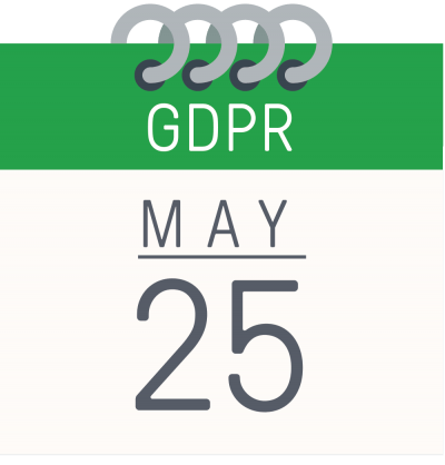 The GDPR for Ecommerce goes into effect on May 25, 2018