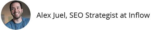 SEO strategist Alex Juel discusses the GDPR and Google Analytics