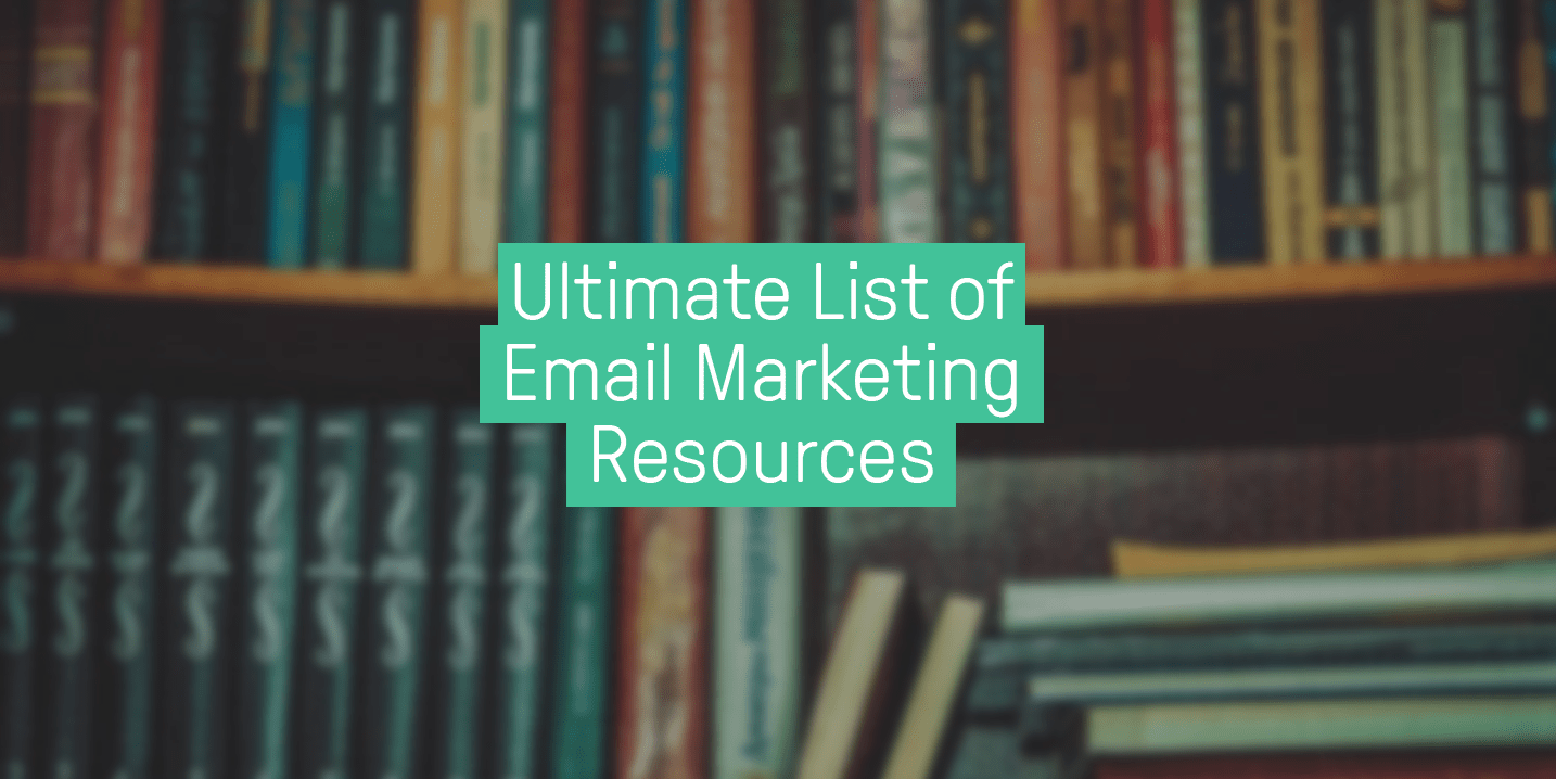 The ultimate list of email marketing resources by Omnisend