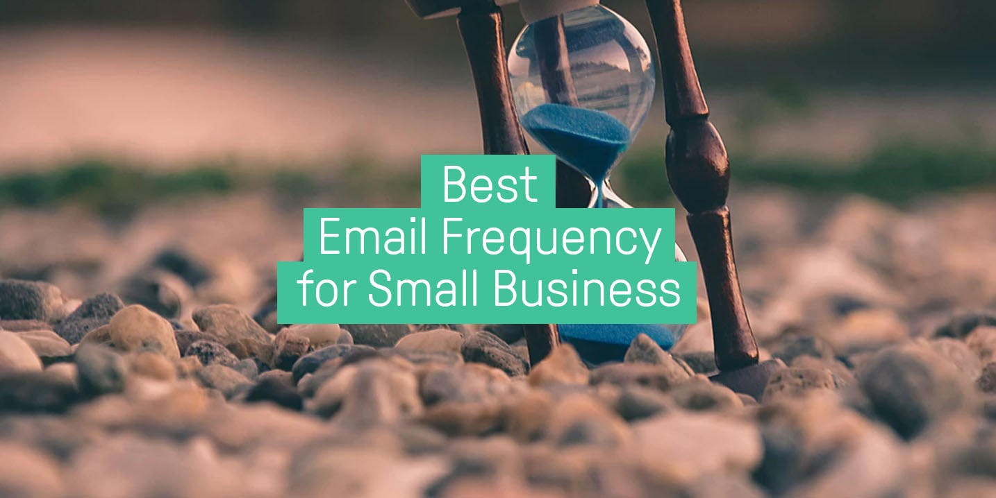 Best email frequency for small business