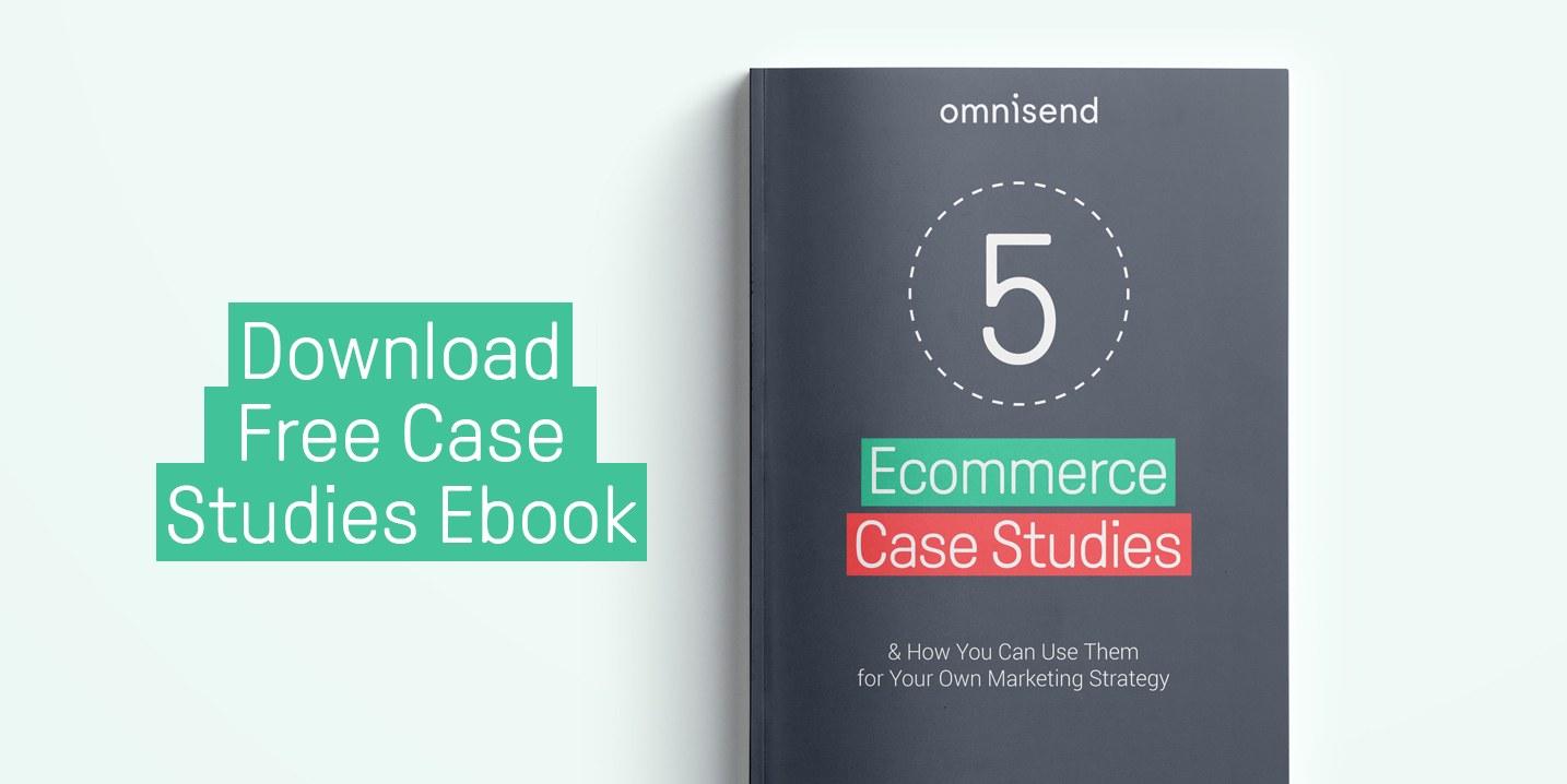 [Free Ebook] 5 Ecommerce Marketing Automation Case Studies