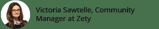 Zety's Victoria Sawtelle