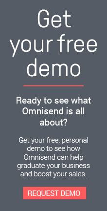 Get your free demo of Omnisend today