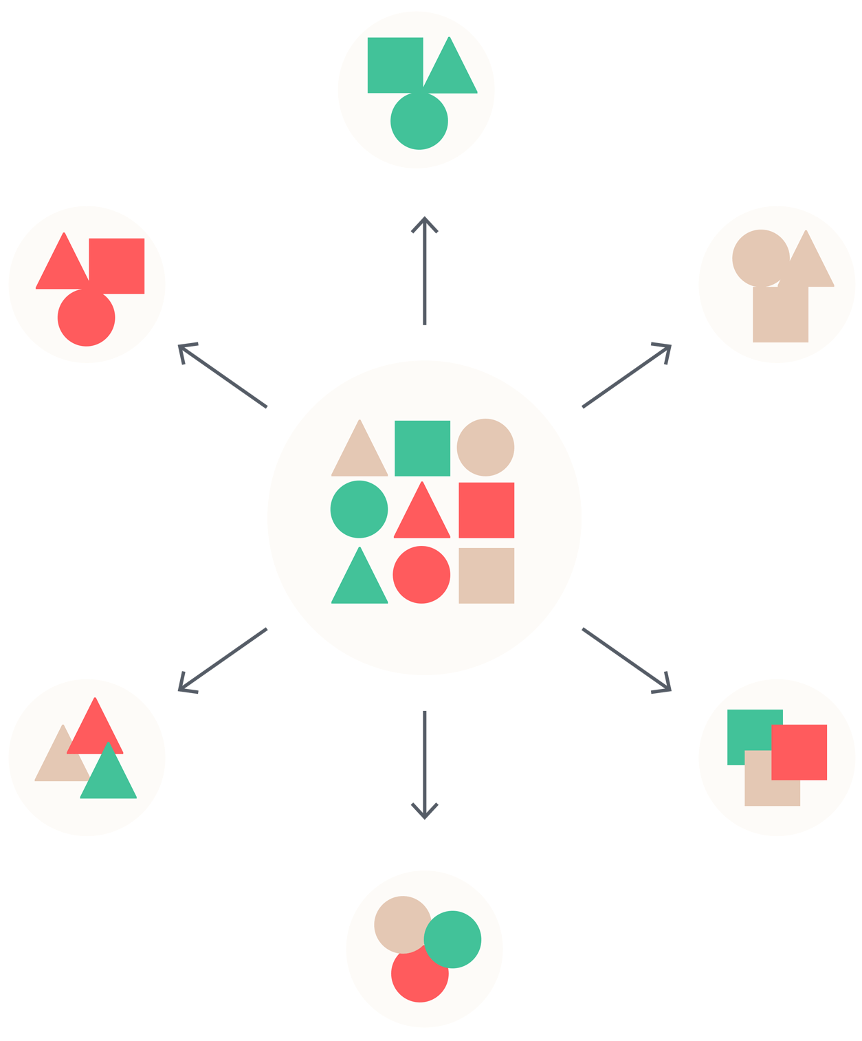 Segmentation allows you to divide your subscribers into logical, higher-converting groupings