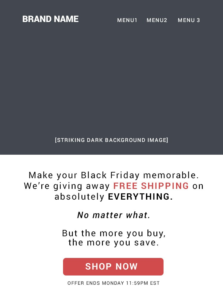 The All-Time Best Black Friday Email Examples & Templates