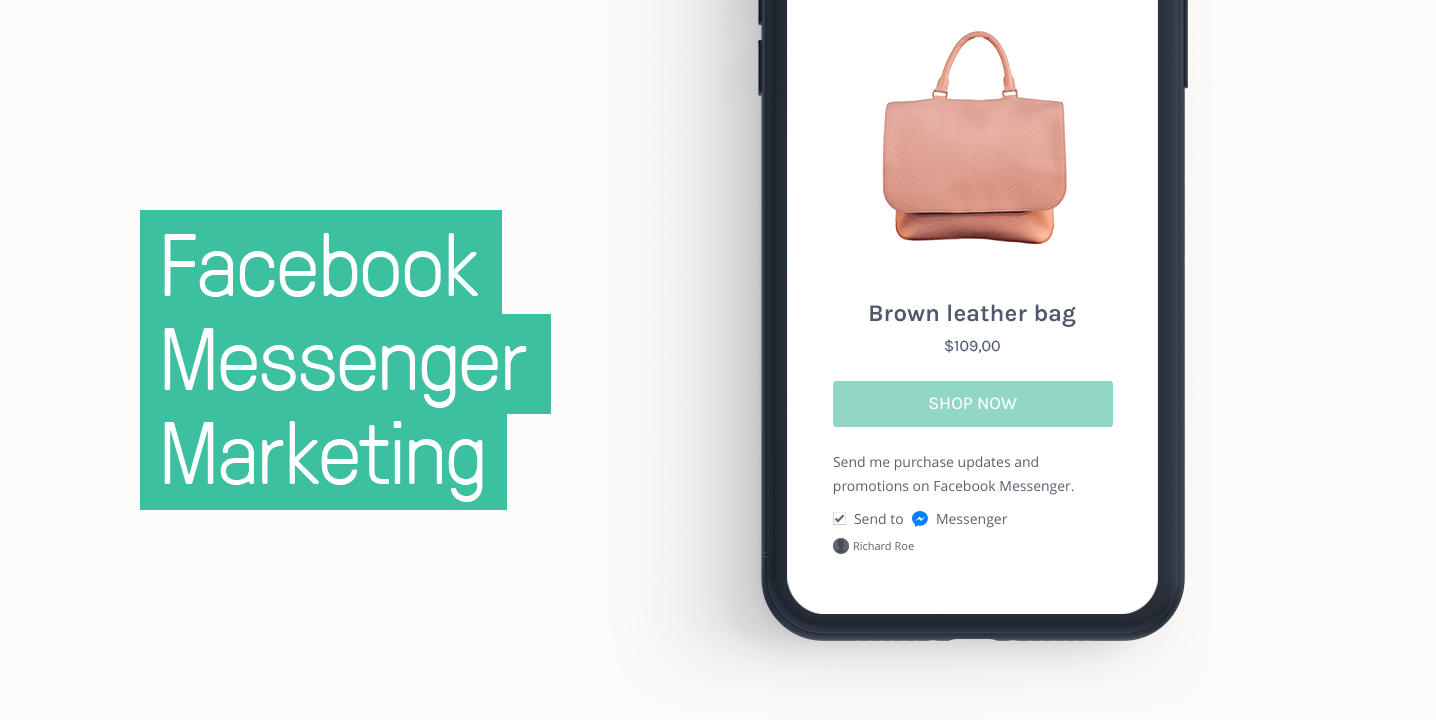 4 ways to integrate facebook messenger marketing to your omnichannel ecommerce strategy