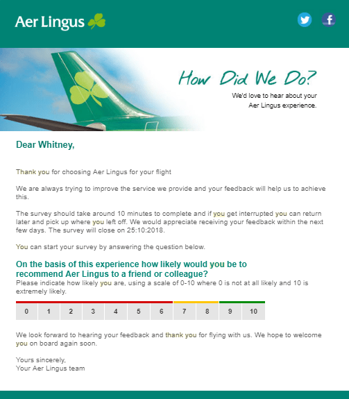 aerlingus-email-automation