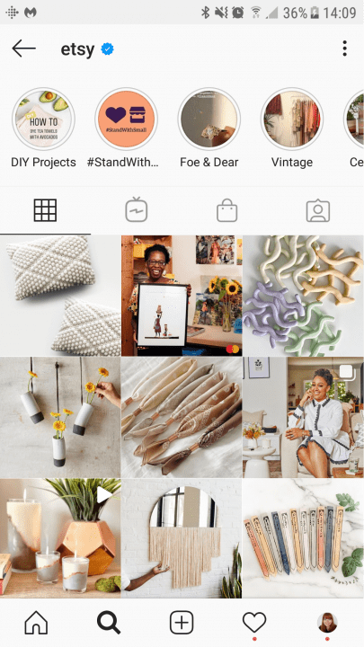 instagram ecommerce marketing