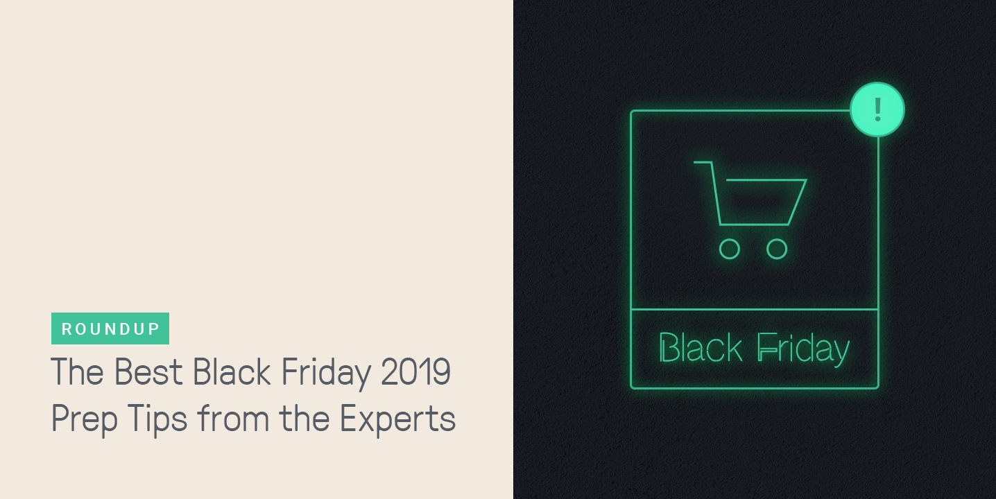 Omnisend_experts_roundup black friday prep tips