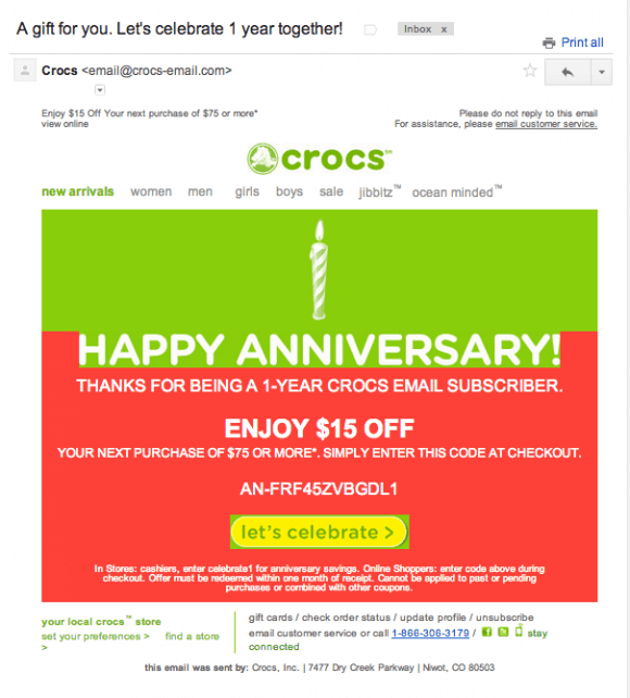 crocs-anniversary-thank-you