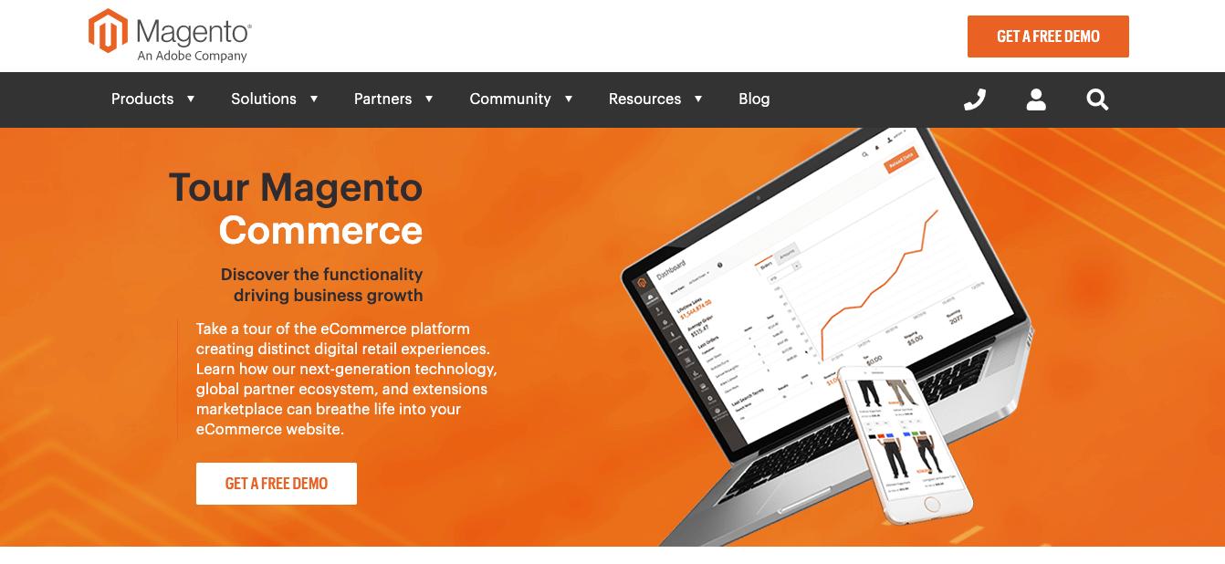 magento-ecommerce-platform