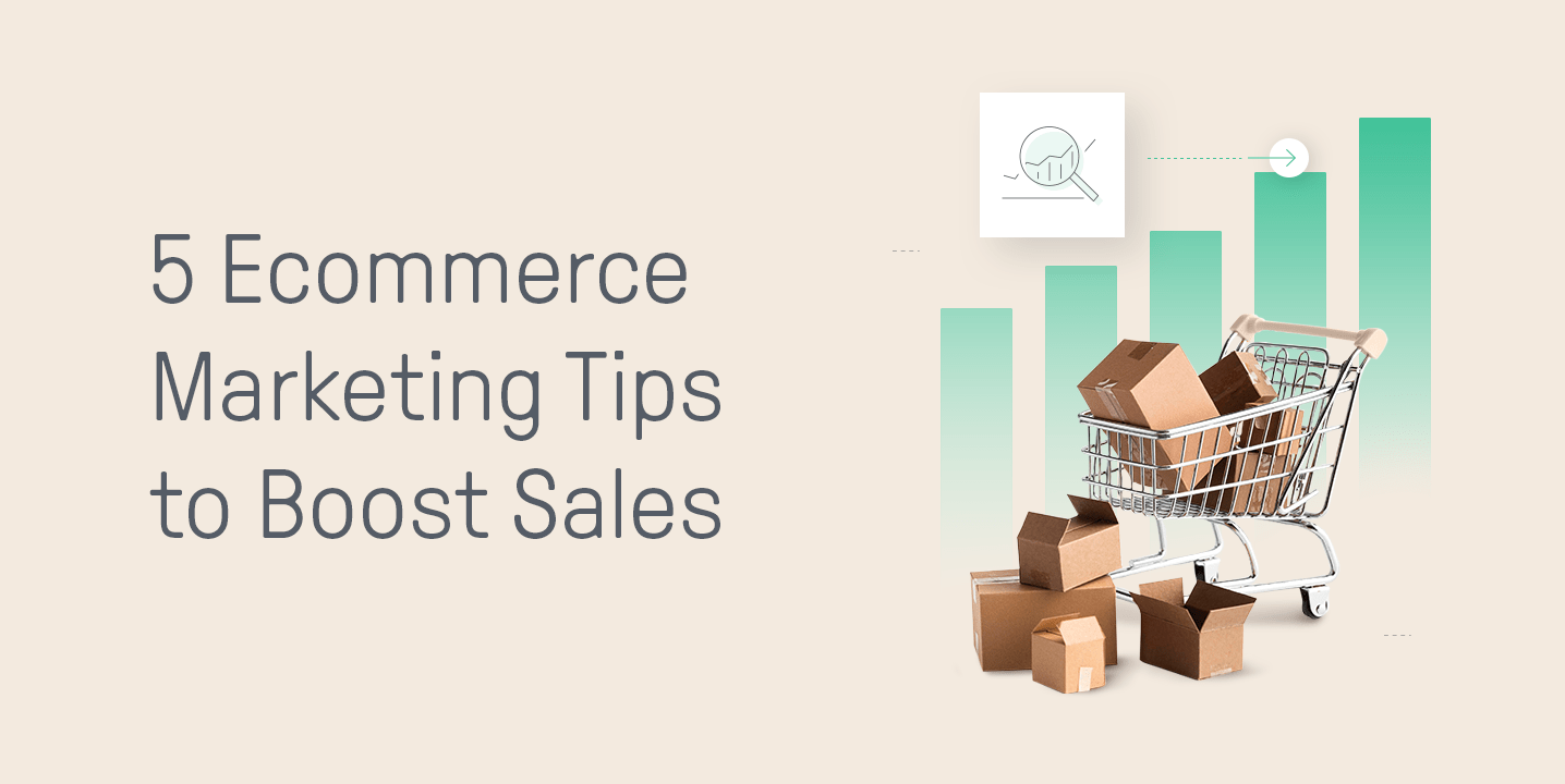 Ecommerce Marketing Tips Header
