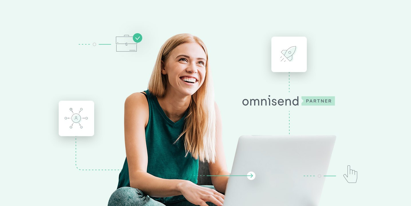 Omnisend's partner program