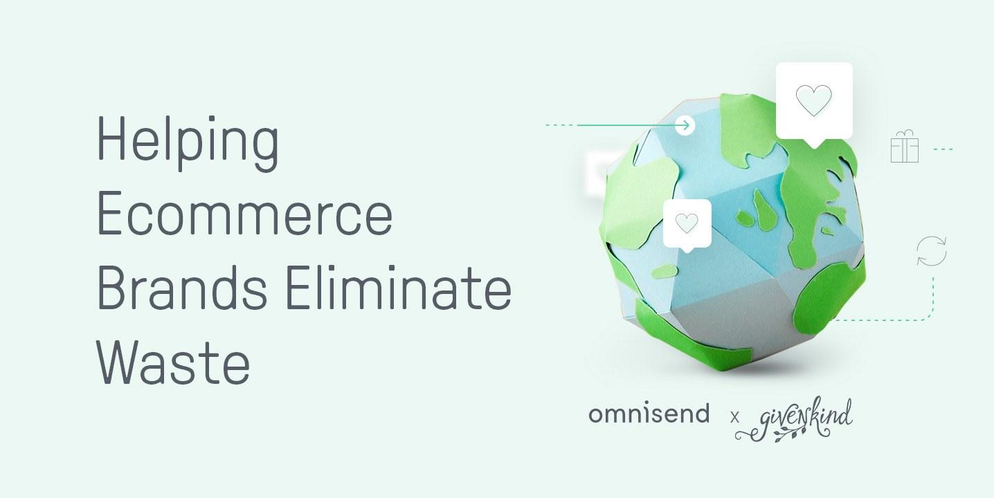 Helping Ecommerce Brands Eliminate Waste
