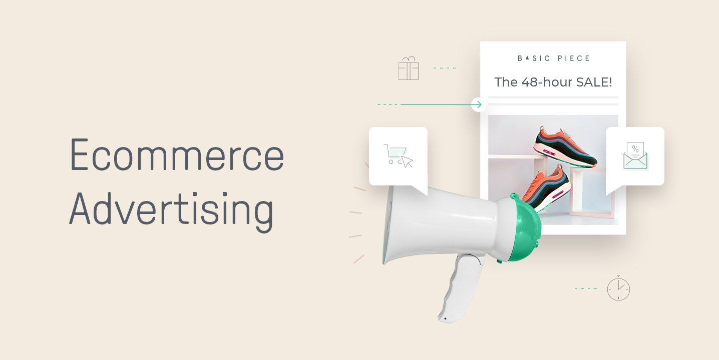 ecommerce advertising blog cover