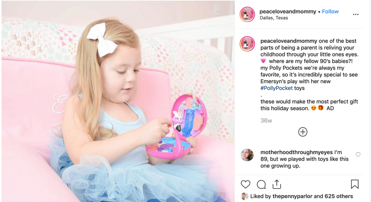 mattel and micro influencers