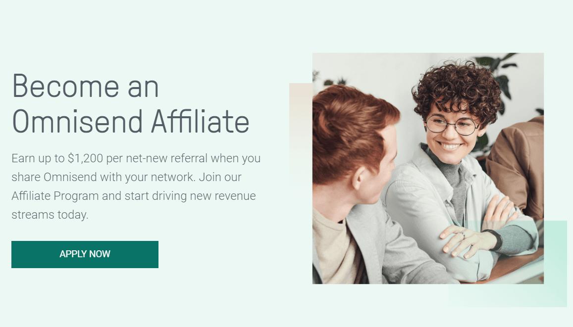 Omnisend affiliate program