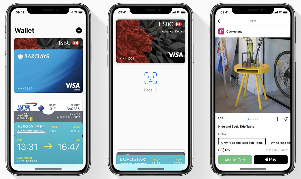 apple pay ecommerce payments