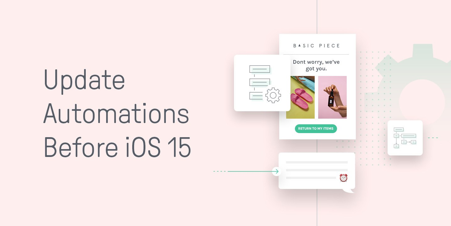 Start Getting Your Automations Ready for the iOS15 Update
